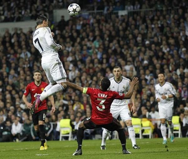 أعلى قفزة في تاريخ كرة القدم