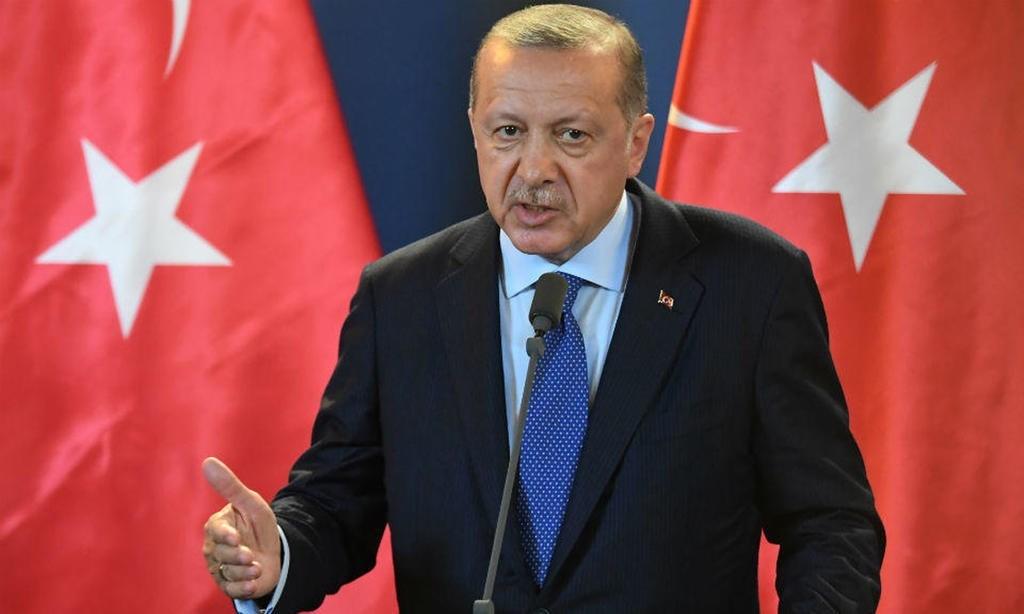إردوغان: سننفذ جميع بنود الإتفاقية المبرمة مع ليبيا