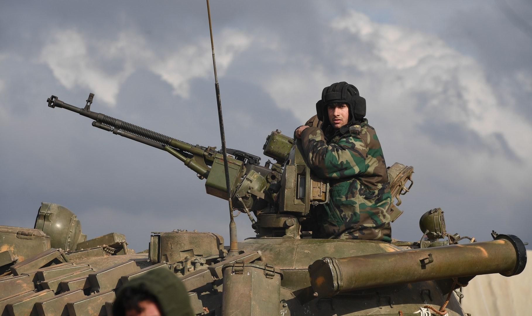 الجيش السوري يحرر قرى جديدة في ريف إدلب الجنوبي الشرقي