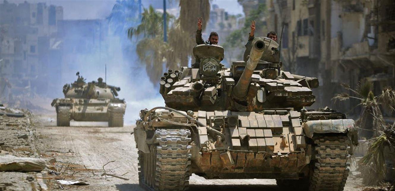 الجيش السوري يقترب من اسطورتي الحامدية ووادي الضيف.. وفصائل القاعدة تطلب أجراً للقتال