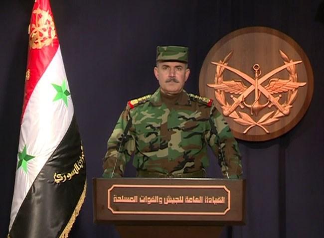 الجيش السوري على بعد 3 كيلومتر من معرة النعمان: مستمرون لتطهير محافظة إدلب