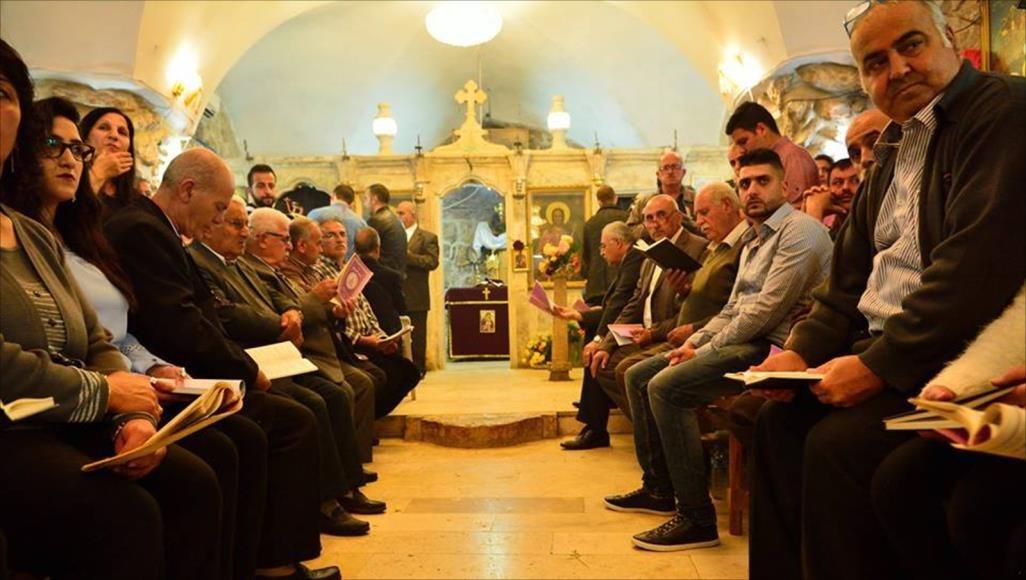 تراجع أعداد المسيحيين في القدس بسبب الاحتلال
