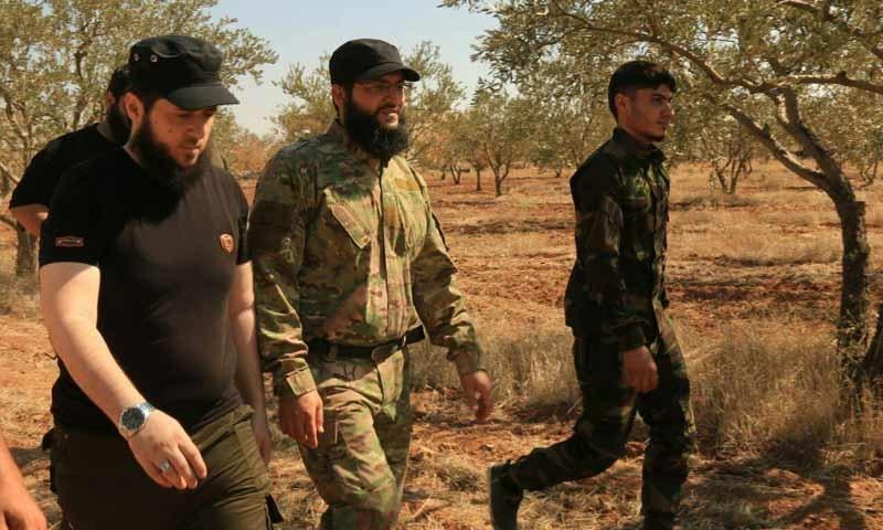 غارة جوية تقتل وتجرح قياديي الصف الأول لأحرار الشام
