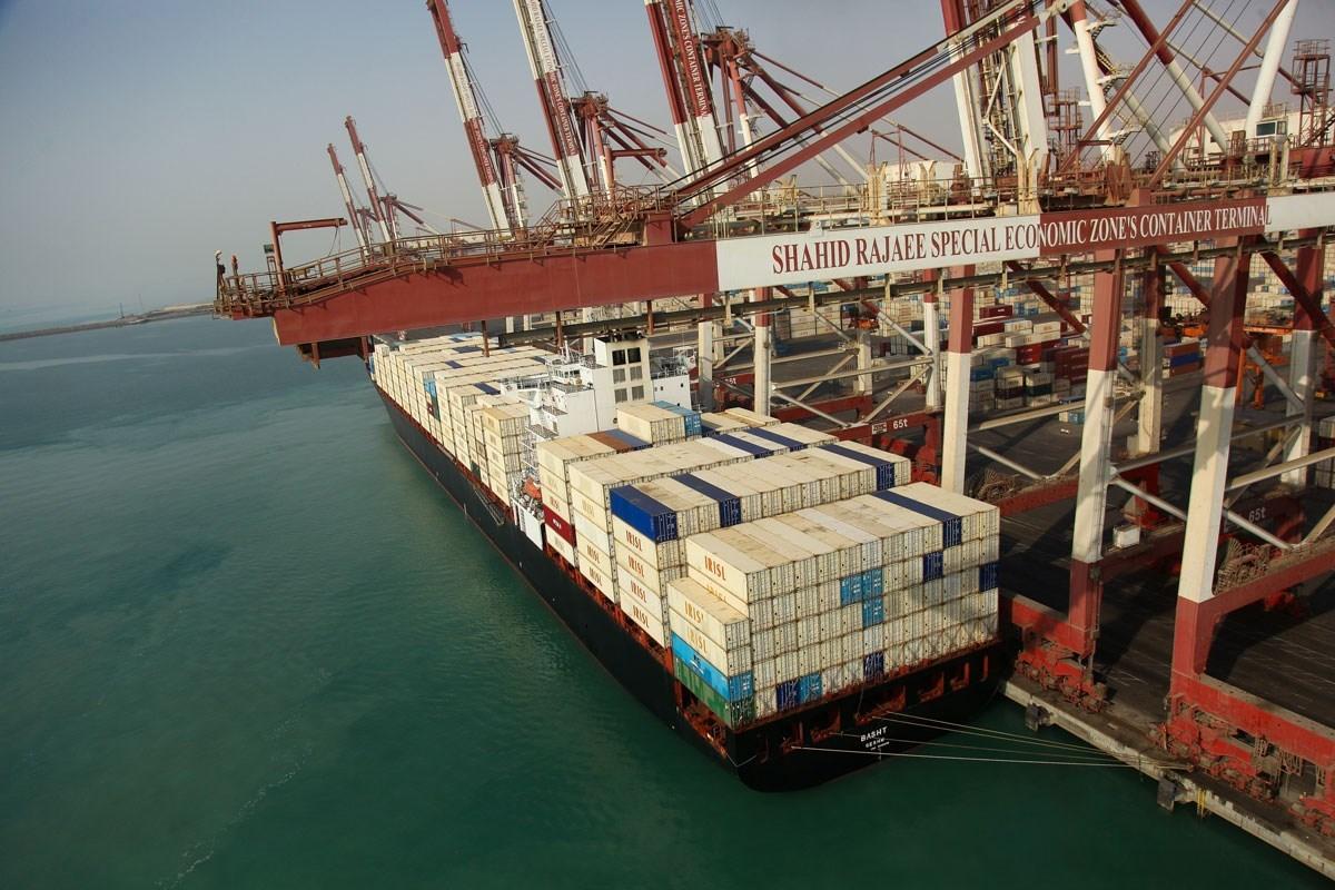 رغم الضغوطات الأميركية حجم التجارة الإيرانية يبلغ 60 مليار دولار