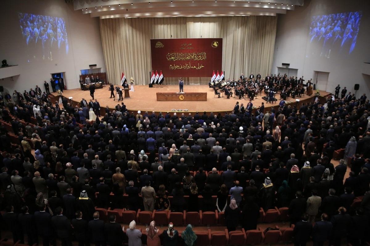 كيف تفاعلت القوى السياسية العراقيّة مع إعلان الرئيس استعداده للاستقالة؟