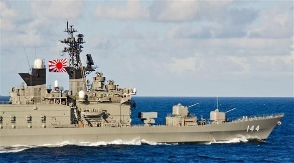 طوكيو تعلن عن إرسال سفينة عسكرية وطائرتي استطلاع لحماية الممرات المائية في الشرق الأوسط