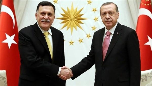 """تركيا: حكومة """"الوفاق"""" طلبت مساعدة عسكرية من أنقرة"""