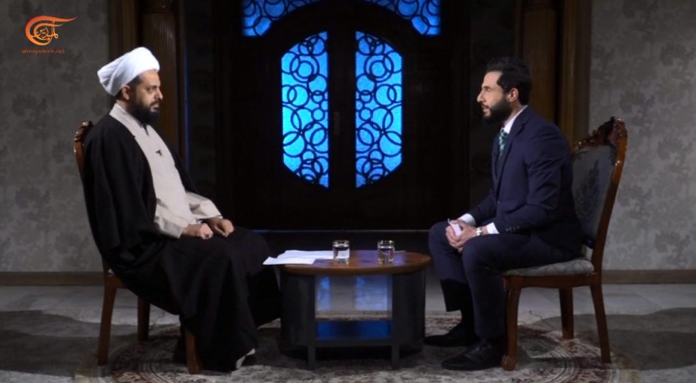 """الخزعلي للميادين: يريدون رئيس وزراء لحل """"الحشد"""" وصالح """"خان الدستور"""""""