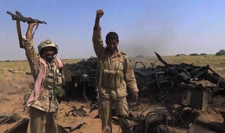 صدّ هجوم للتحالف السعودي في جيزان
