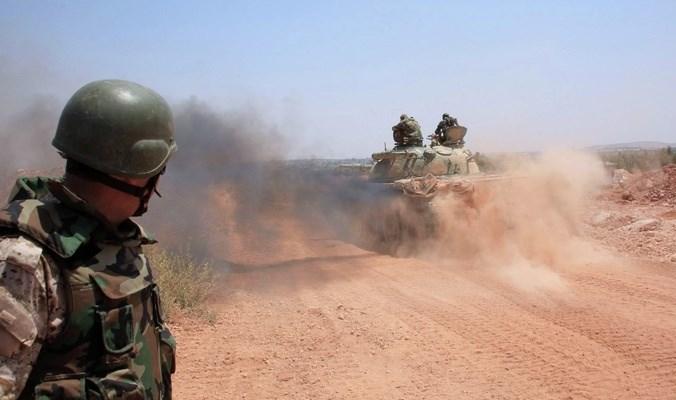 30 قتيلاً وجريحاً من الإرهابيين خلال صد الجيش السوري هجمات لهم في إدلب