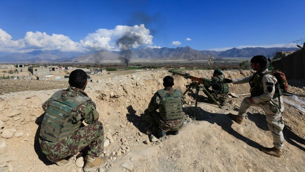 """مقتل 10 جنود أفغان بهجومٍ لـ""""طالبان"""" في ولاية هلمند"""