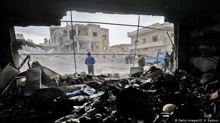 سوريا: 25 شهيداً في هجوم لمجموعات مسلحة على مدينة تل رفعت