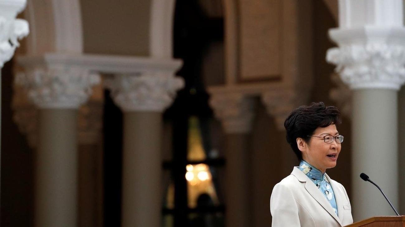 كاري لام: القانون الأميركي غير ضروري على الإطلاق