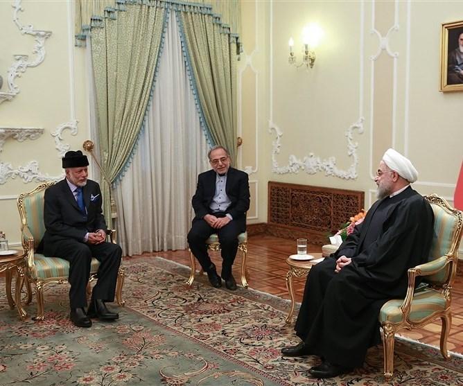 روحاني: ليس لدى إيران أي مشكلة في تجديد العلاقات مع السعودية