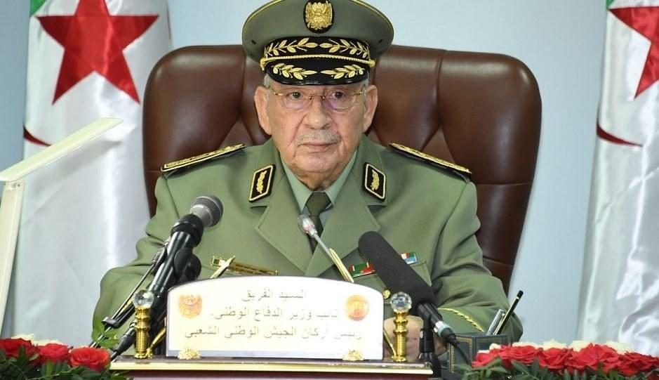 رئيس أركان الجيش الجزائري: الاستحقاق الرئاسي المقبل لا رجعة فيه