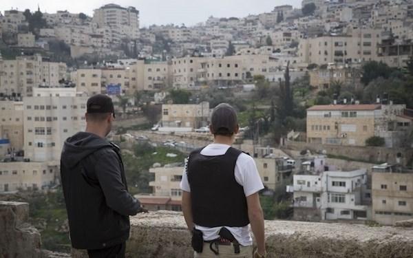 عشرات الإصابات من الفلسطينيين خلال اقتحام بلدة سلوان بالقدس
