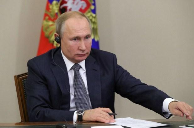 بوتين: الفضاء مسرح عسكري أميركي