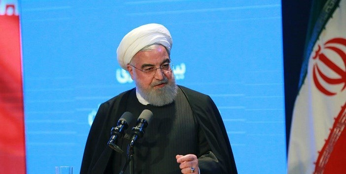 """روحاني: السعودية و""""إسرائيل"""" ضغطتا على البيت الأبيض للانسحاب من الاتفاق النووي"""