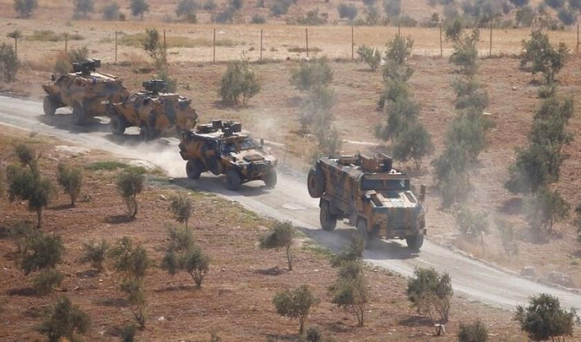 قتلى وجرحى من القوات التركية بانفجار سيارة في جرابلس بريف حلب الشرقي