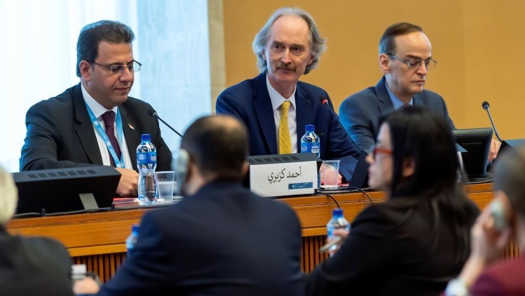كِباشات لجنة مُناقشة الدستور السوري