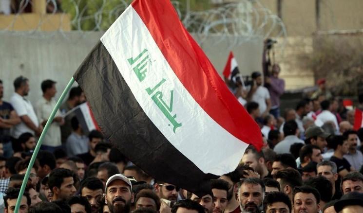 لليوم الثاني.. تظاهرات في بغداد دعماً للسلمية ورفضاً للتدخلات الأميركية الإسرائيلية