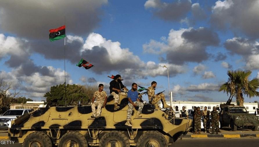 الجيش الليبي يتعهد بالتصدي لاتفاقات حكومة الوفاق مع تركيا