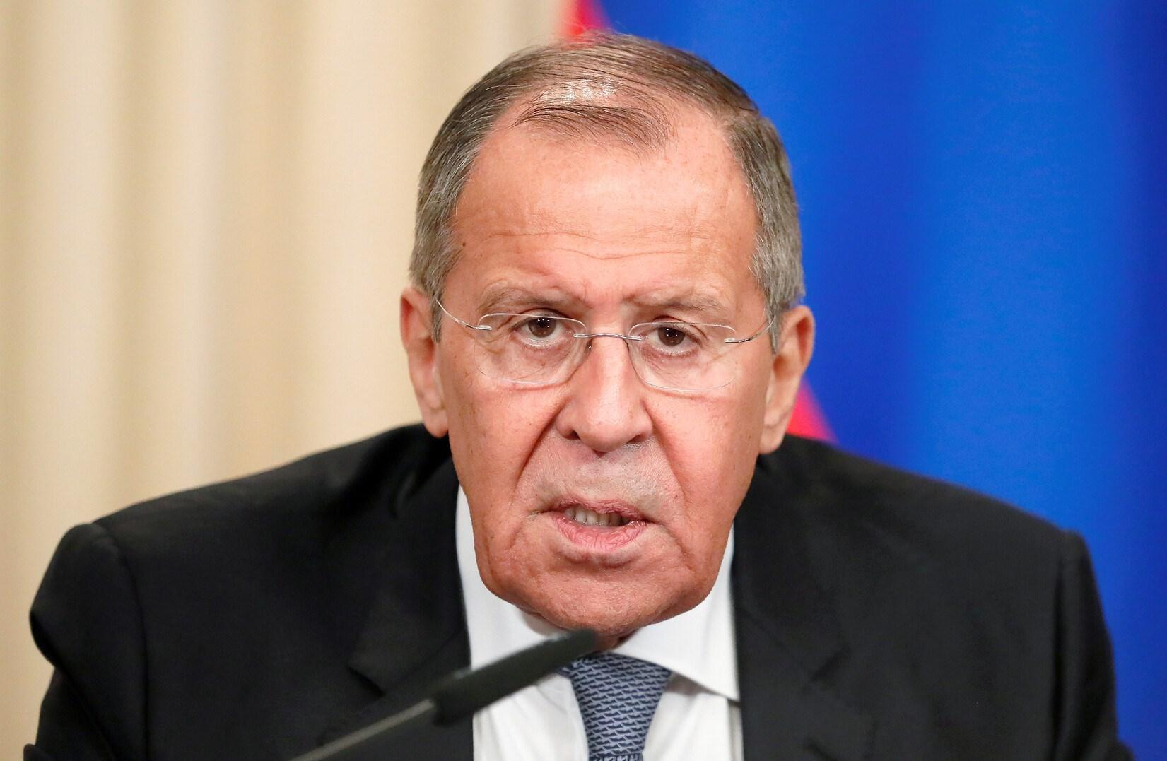 لافروف: سنردّ بالمثل على أي انتشار صاروخي جديد من جانب أميركا