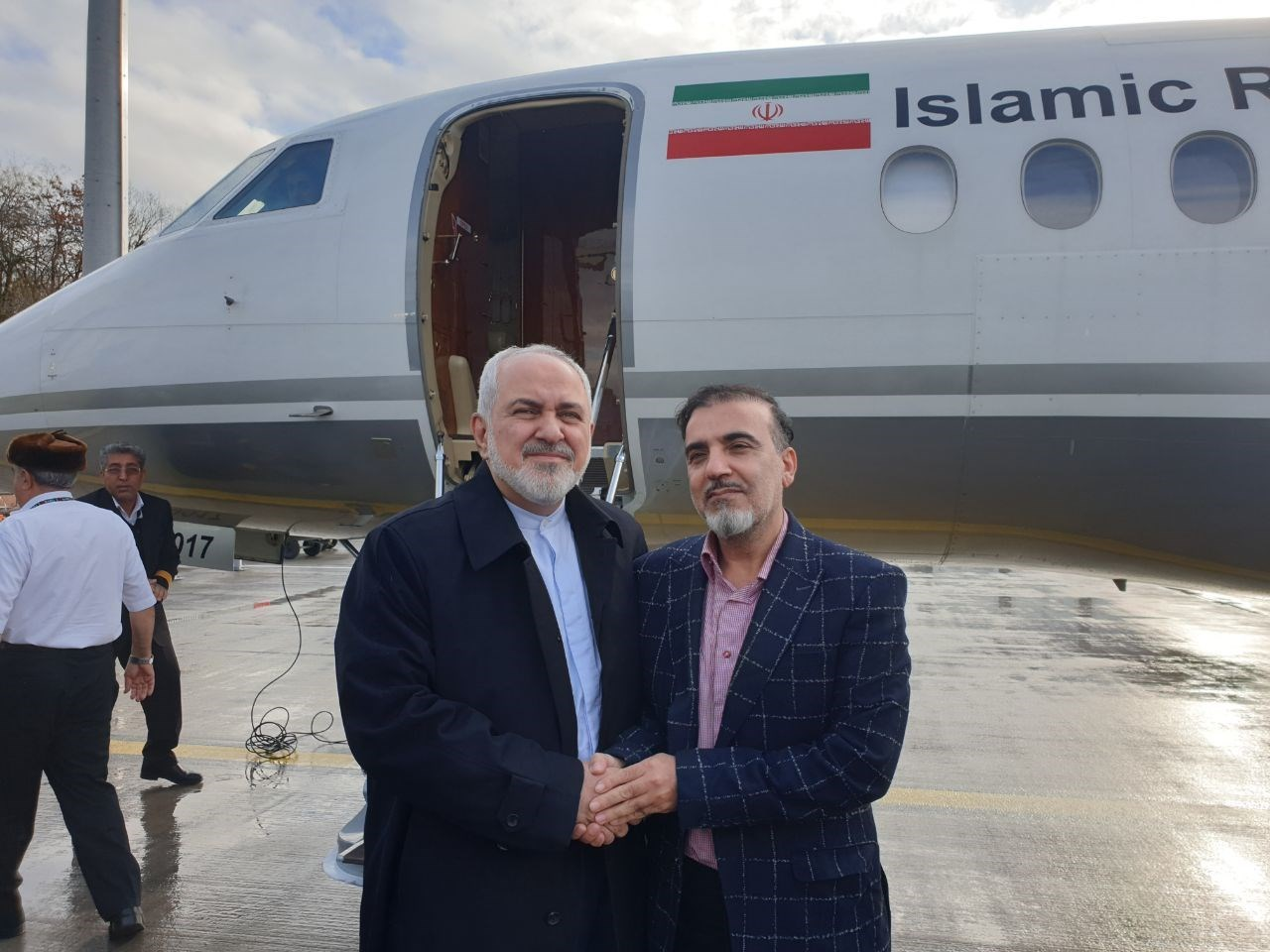 تبادل معتقلين بين إيران والولايات المتحدة
