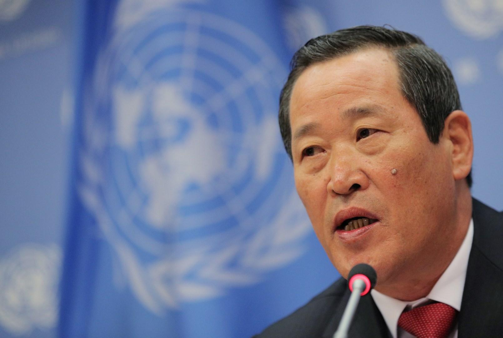 بيونغ يانغ: التنديد الأوروبي استفزاز إضافي خطير