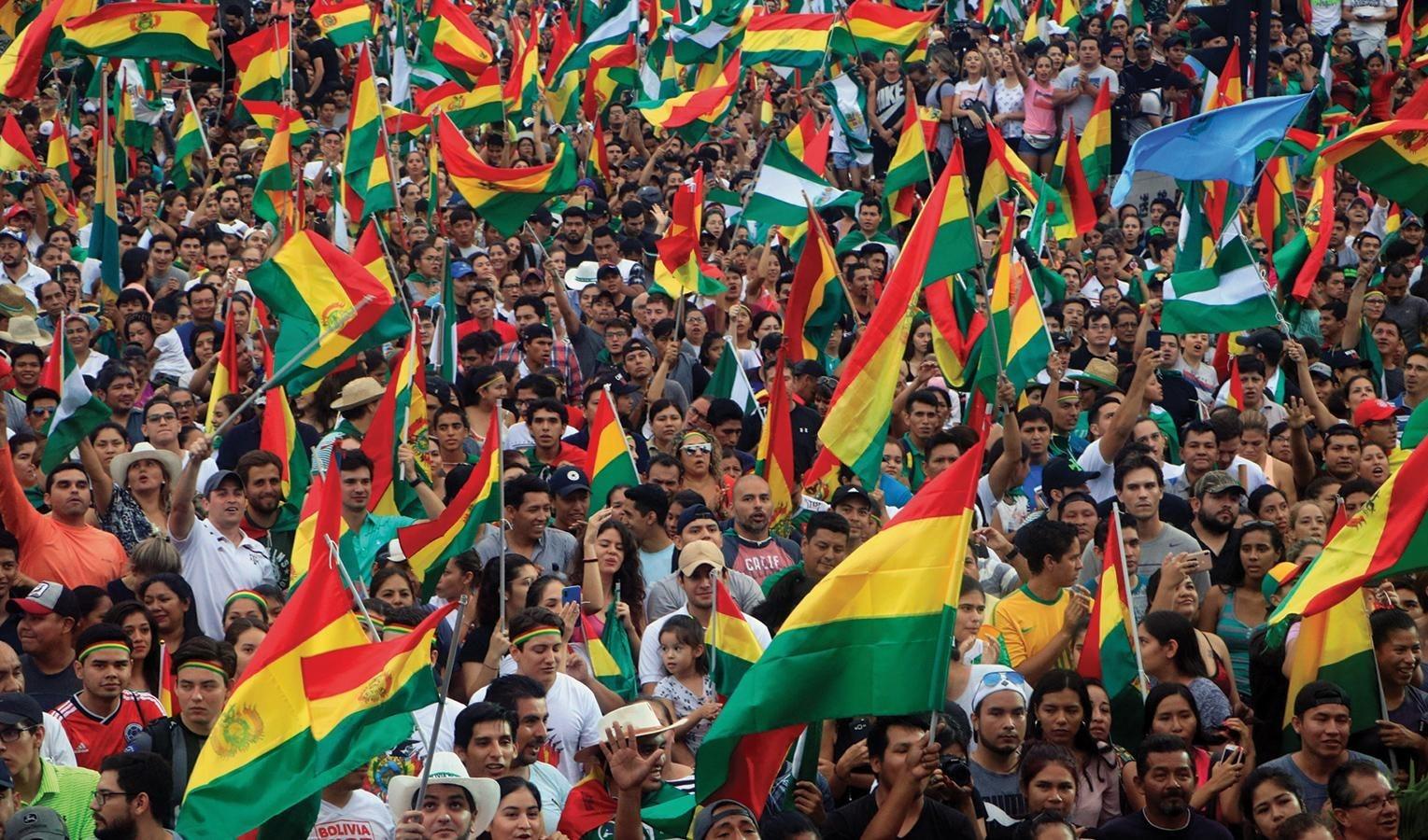 """السلطات الانقلابية في بوليفيا تطلب مساعدة """"إسرائيل"""" لقمع الاحتجاجات"""