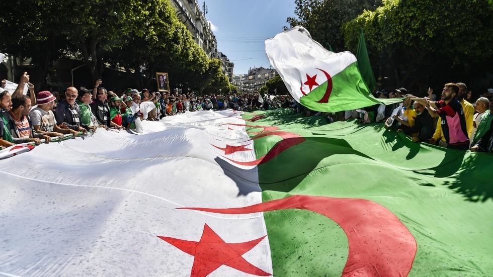 الجزائريون في الخارج يشاركون في التصويت