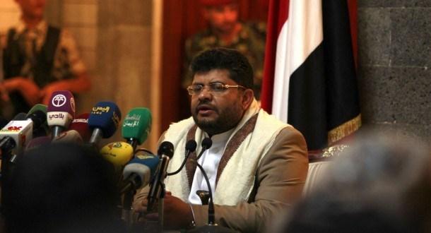 الحوثي ينفي مزاعم ضبط سفينة إيرانية تحمل أسلحة إلى اليمن
