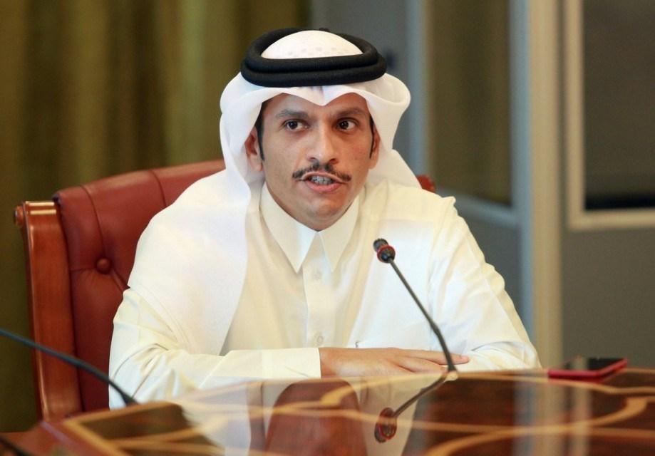 قطر تؤكد إجراء مباحثات مع السعودية لحل الأزمة الخليجية