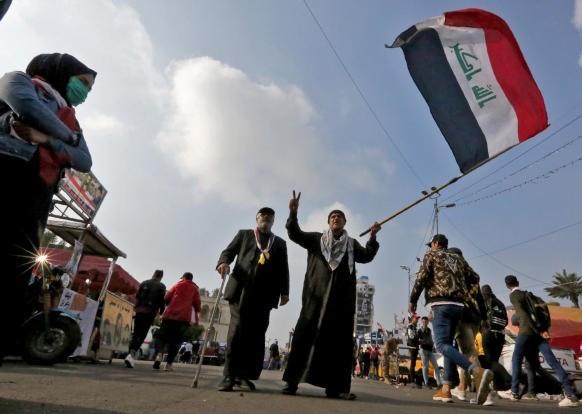 العراق: سعي لتشكيل حكومة مؤقتة لمعالجة ملفات الأمن والانتخابات والموازنة