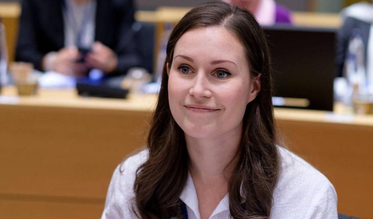 أصغر رئيسة وزراء في العالم... فنلندية
