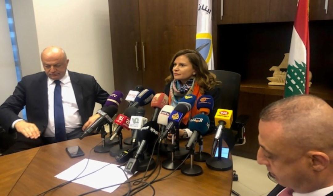 لبنان: وزيرة الطاقة تعد بإنهاء أزمة المحروقات بعد فض عروض أول مناقصة للبنزين