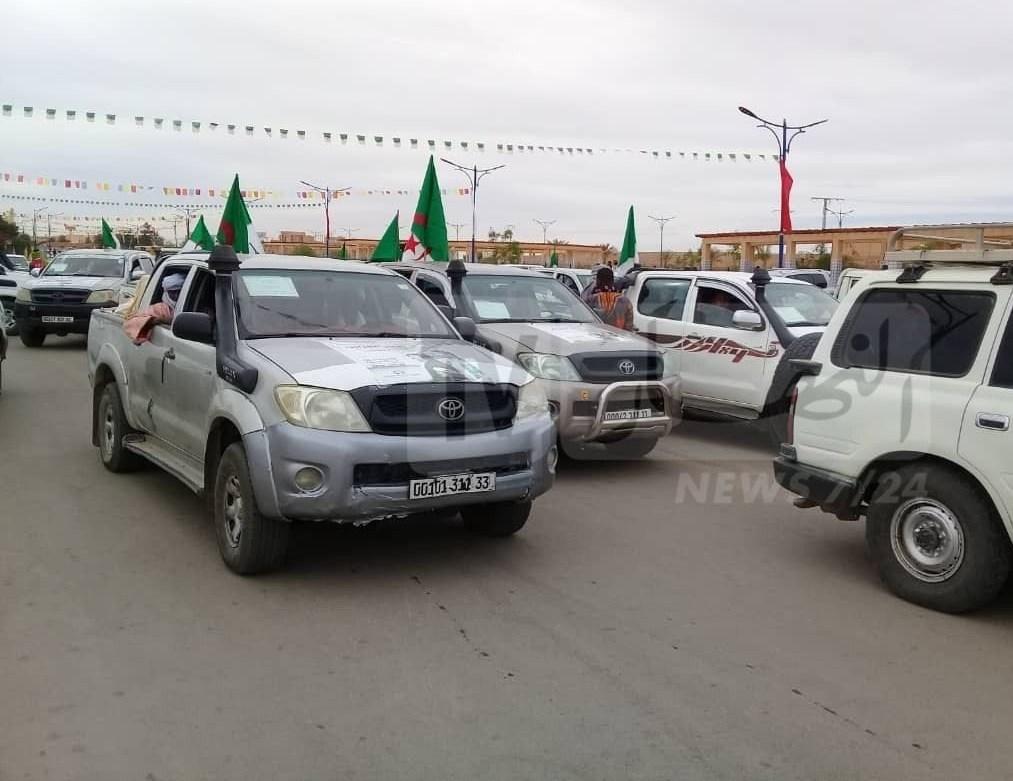 انتهاء الفترة المحددة للحملات الانتخابية الرئاسية الجزائرية