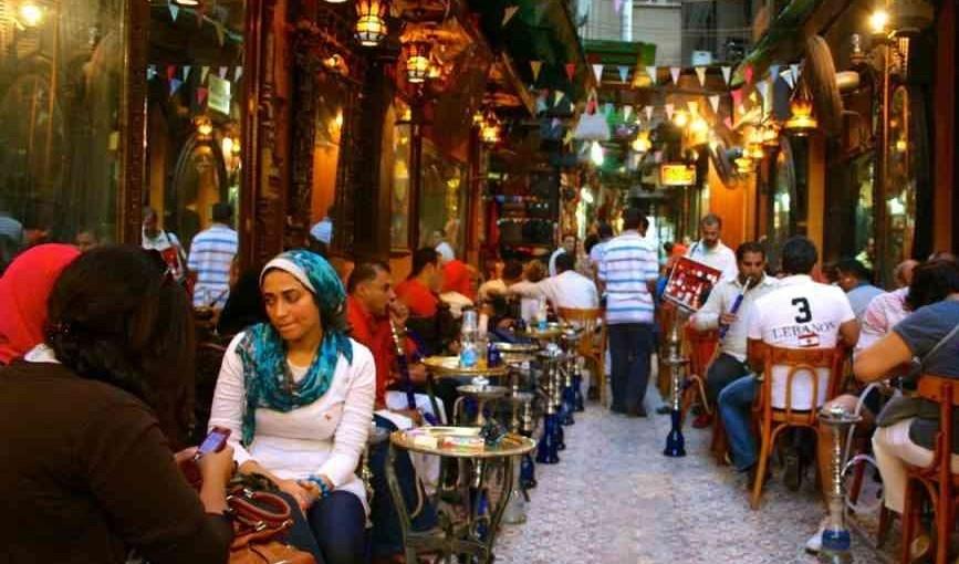 الميادين | مقاهي وسط القاهرة... مُلتقى الأدباء والفنانين