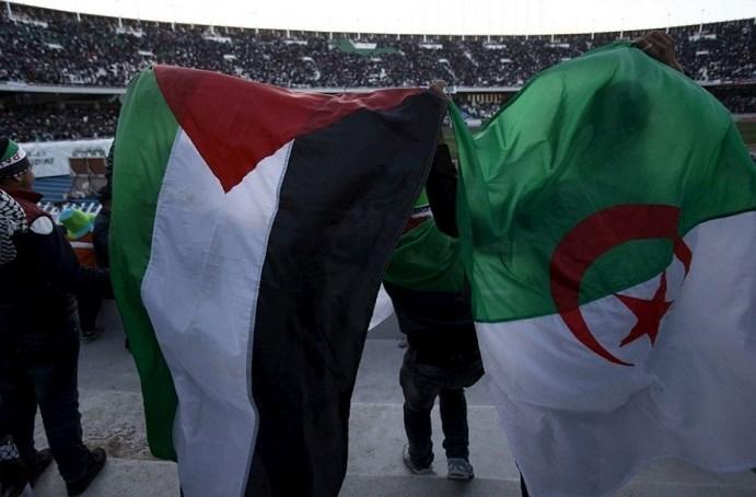 منتخب الجزائر ينتصر... فلسطين تنتصر