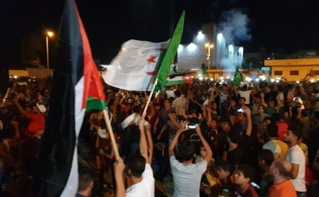 فرحة فلسطينية عارمة بتتويج الجزائر