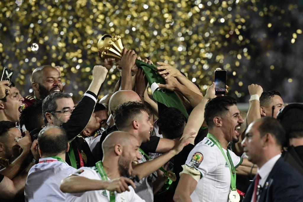 منتخب الجزائر يتزعّم قارة أفريقيا