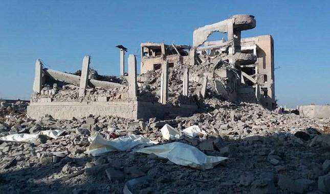 150 قتيلاً وجريحاً في مجزرة جديدة للتحالف على سجن لأسرى تابعين له في ذمار اليمنية