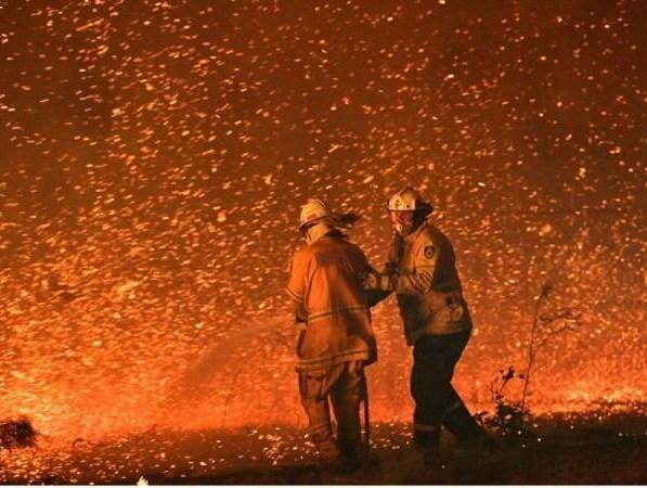 ارتفاع عدد الضحايا جرّاء الحرائق المشتعلة في أستراليا