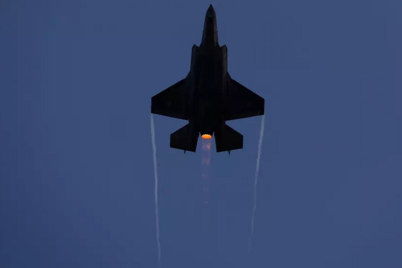 مصدر أمني للميادين: طائرات اسرائيلية شنت غارات على الحدود العراقية-السورية