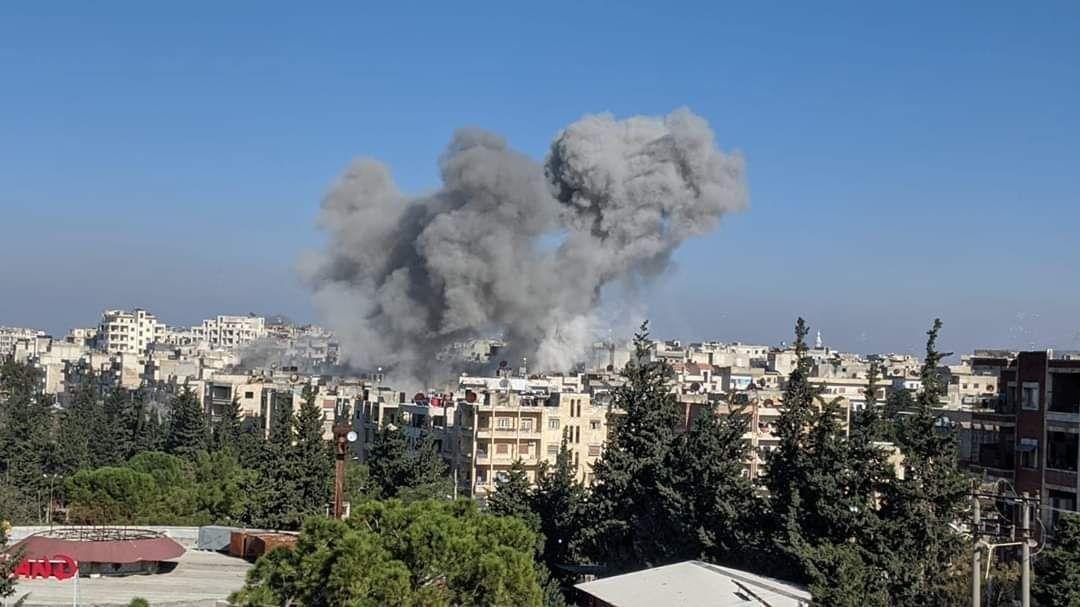 هيئة تحرير الشام وحلفاؤها يخرقون الهدنة بقصف شوارع في حلب