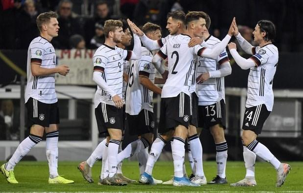 من هو أفضل لاعب في منتخب ألمانيا لعام 2019؟
