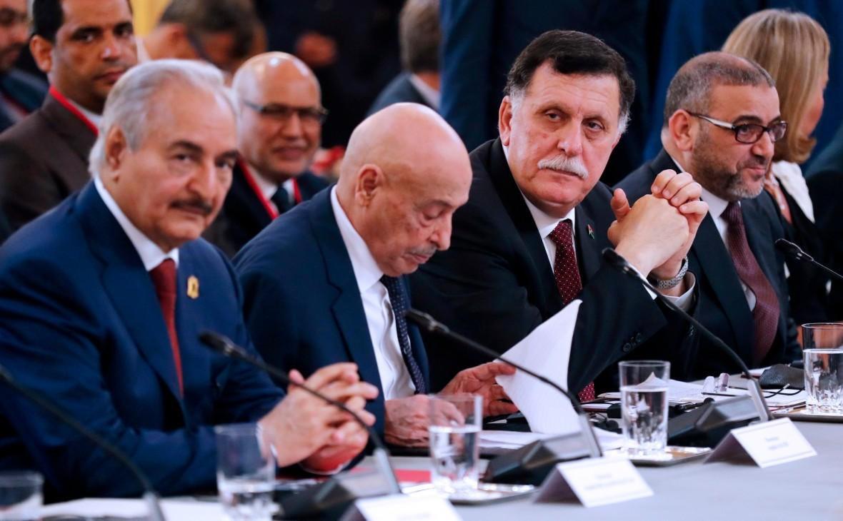 مسؤول ليبي: المحادثات الروسية التركية فشلت في التوصل لوقف إطلاق النار ِبين قوات حفتر والوفاق