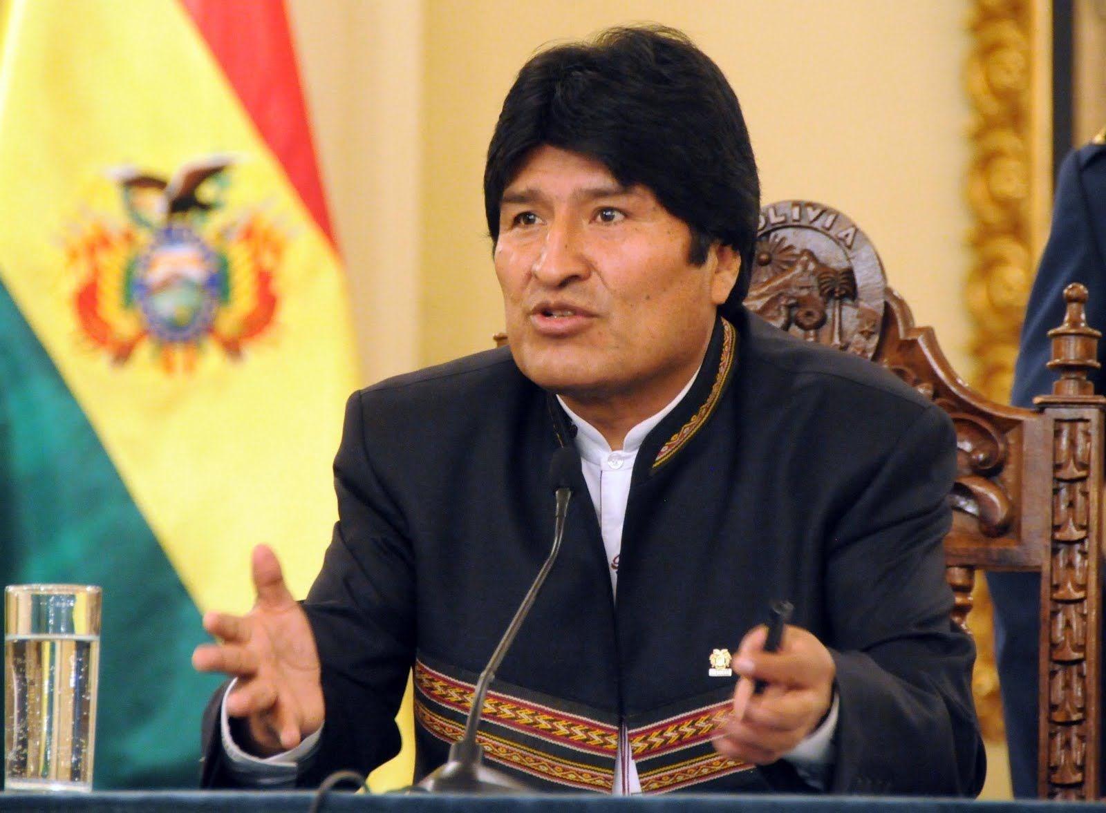 موراليس: من حق الشعب الدفاع عن نفسه إذا قامت الحكومة الجديدة بمهاجمته
