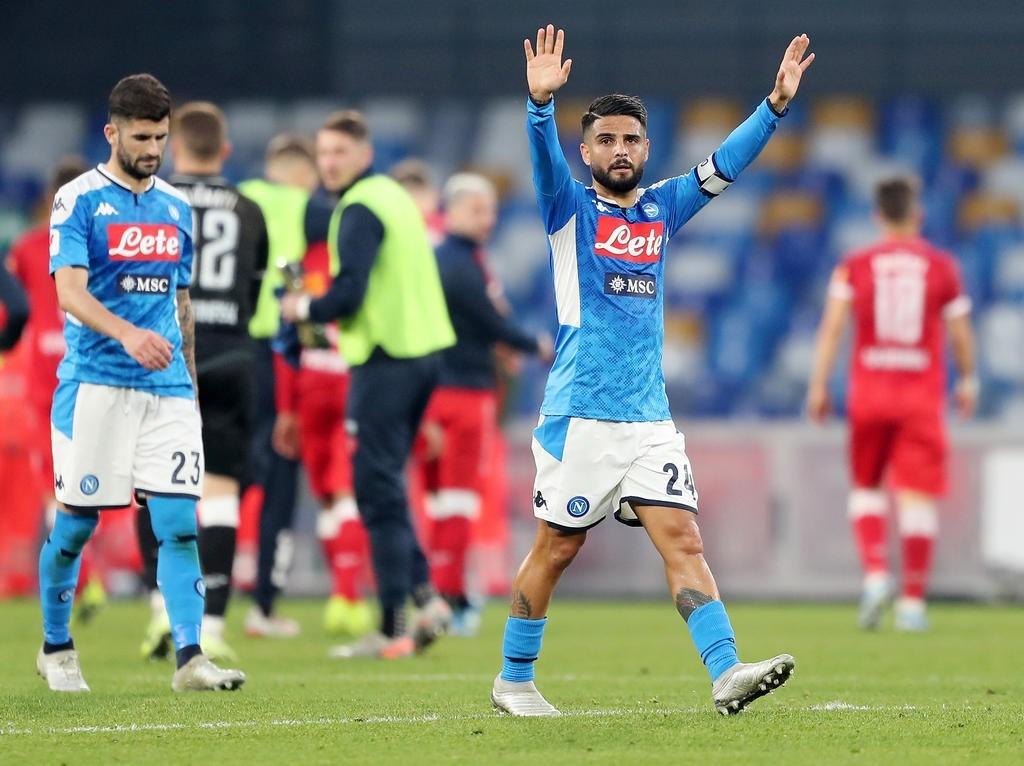 كأس إيطاليا: لاتسو ونابولي إلى الدوري الربع النهائي بسهولة