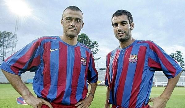... ومدرب إسباني آخر لبرشلونة